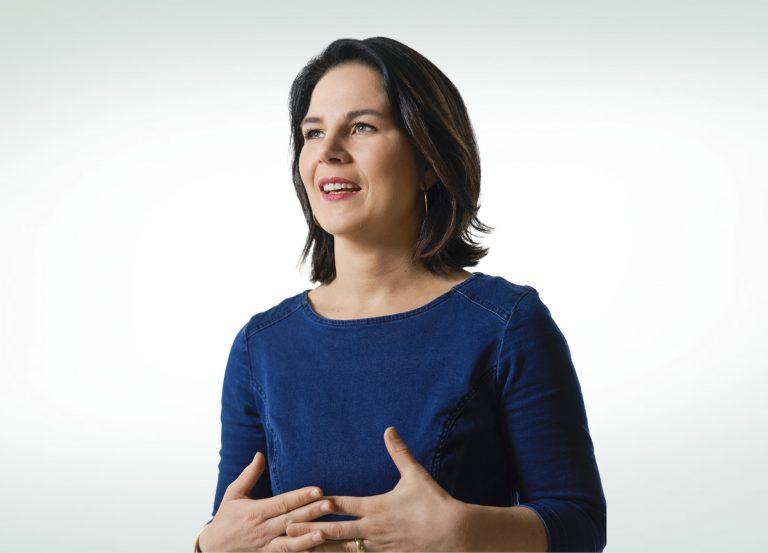 Annalena Baerbock ist unsere grüne Kanzlerkandidatin