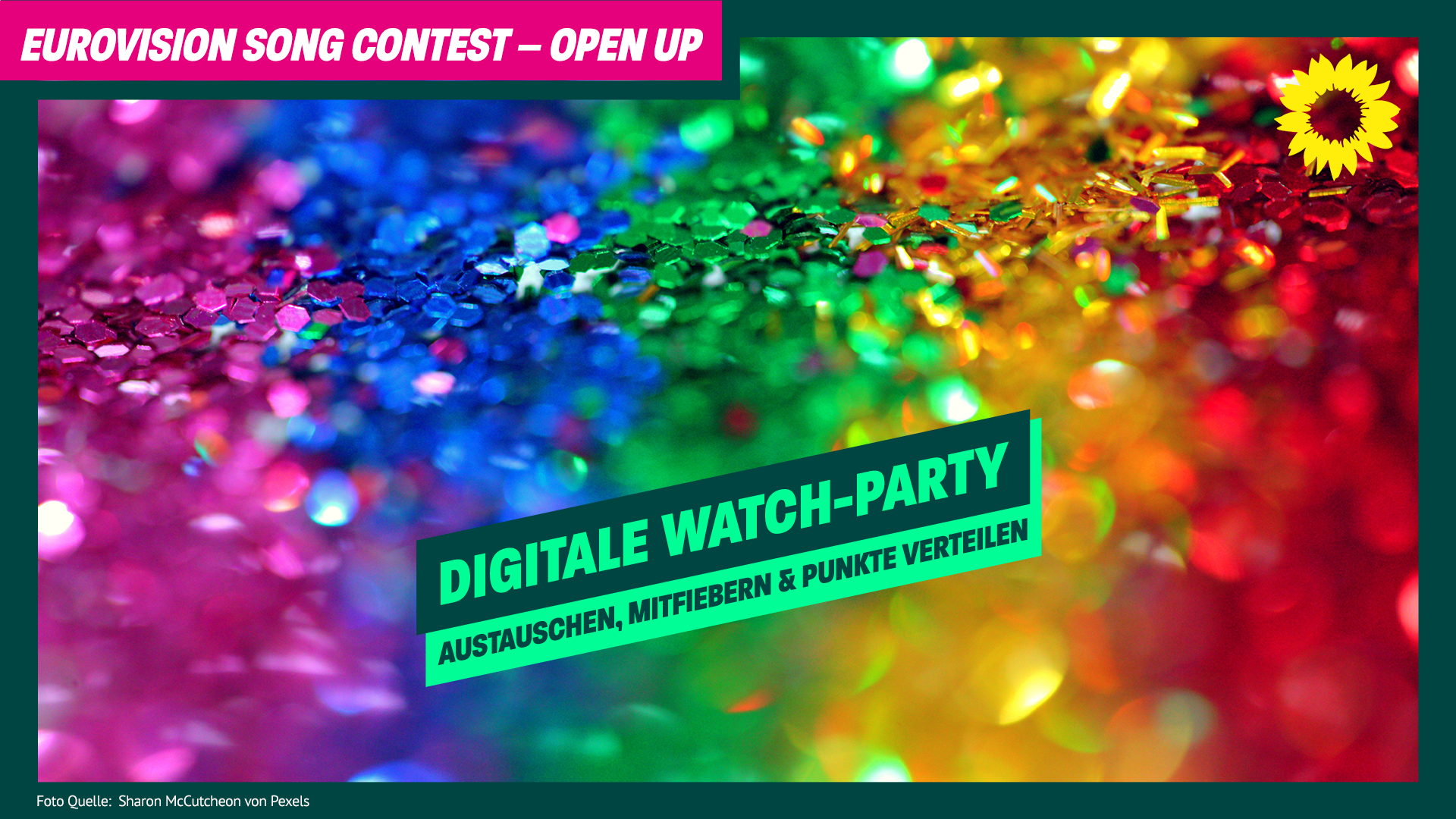 Digitale Watch-Party zum Eurovision Song Contest