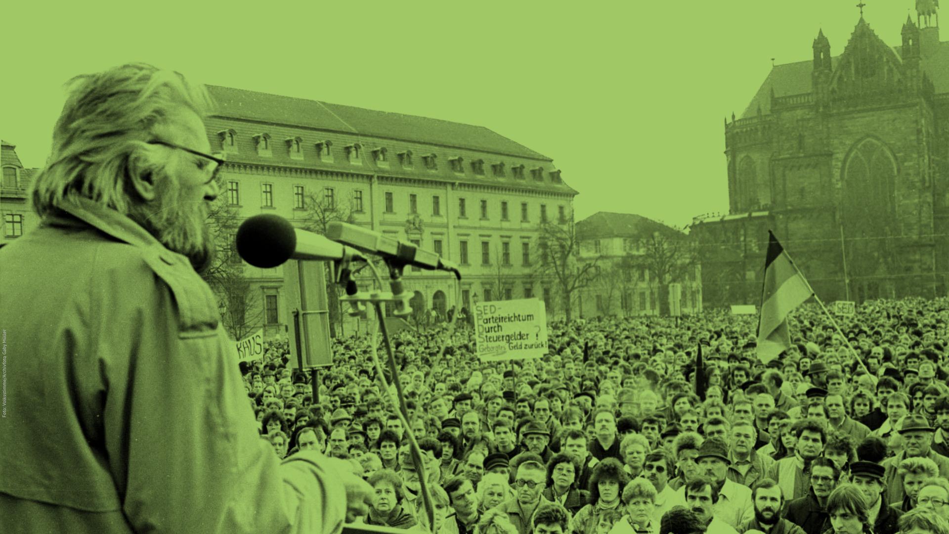 Bewerbungsphase für Tschiche-Demokratiepreis verlängert